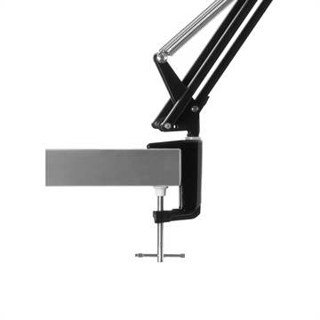 ARCHI CLAMP F/ TABLE BLACK