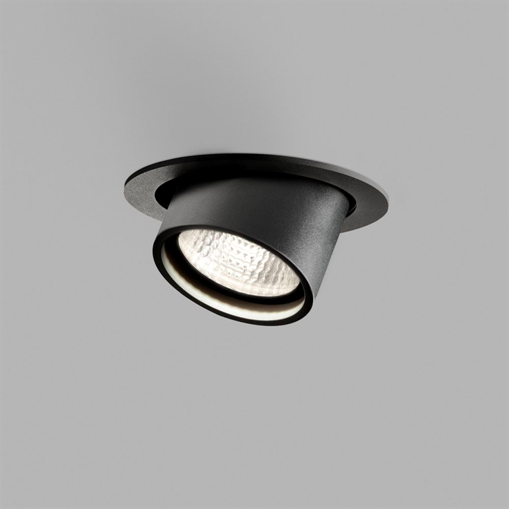 ANGLE+ DOWNLIGHT 10W LED BLACK