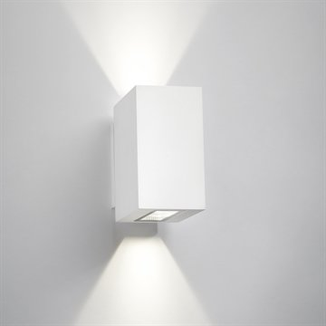 LED udendørs væglampe fra LIGHT POINT | shop LIGHT POINT online på Designobjects.com