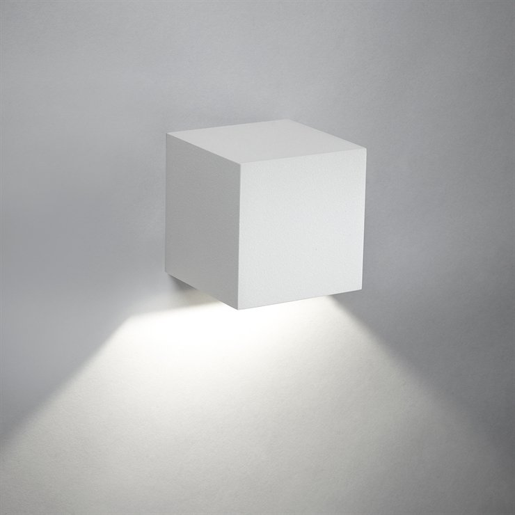 BOX MINI DOWN WHITE