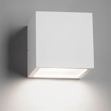 CUBE XL DOWN LED WHITE