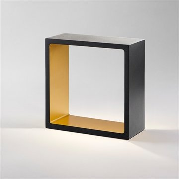 FUSION TABLE BLACK/GOLD