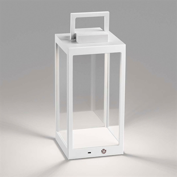 LANTERN TABLE T2 WHITE