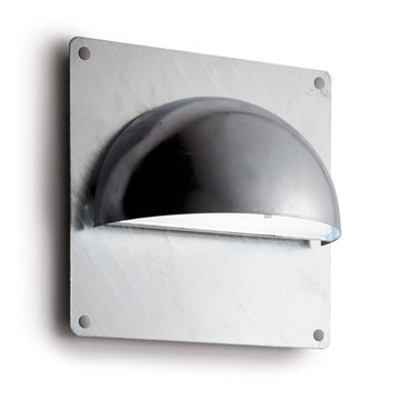 RØRHAT WALL MOUNT GALVANIZED