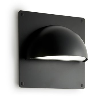 RØRHAT WALL MOUNT BLACK
