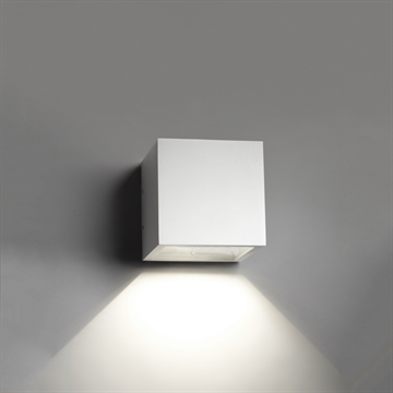 CUBE MINI DOWN LED WHITE